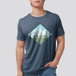 Sigma Phi Epsilon Trees Mens Tri-blend T-Shirts