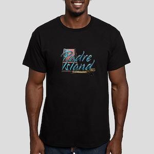 ABH Padre Island Men's Fitted T-Shirt (dark)
