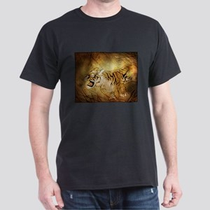 Chinese Tiger T-Shirt (dark)