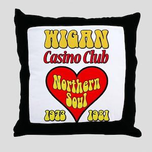 Wigan Casino Club Northern Soul 1973-1981 Throw Pi