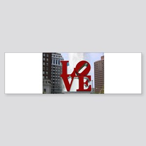 Love Park Sticker (Bumper)