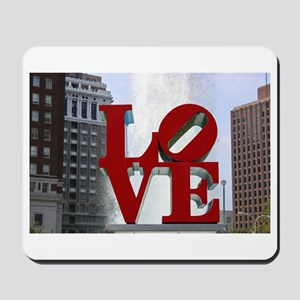 Love Park Mousepad