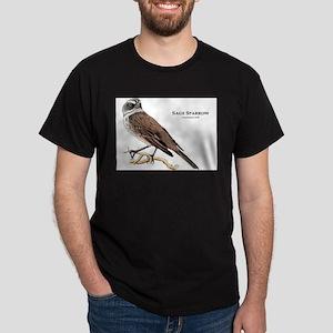 Sage Sparrow Dark T-Shirt