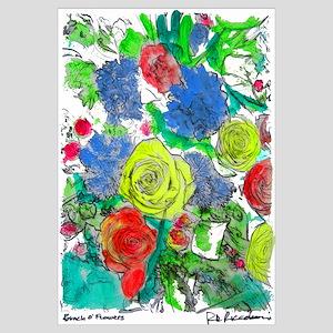 Bunch o'flowers