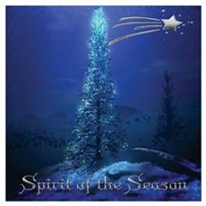 Spirit of the Season Canvas Art
