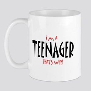 I'm a Teenager Mug