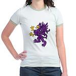 Gryphon Jr. Ringer T-Shirt