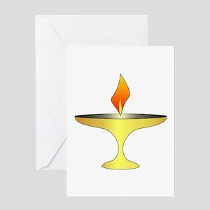 UU Chalice Greeting Card