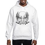 Whitetail Euro Mount Hooded Sweatshirt