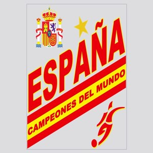 Spain World cup champions