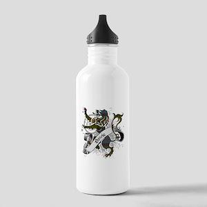 Bowie Tartan Lion Stainless Water Bottle 1.0L