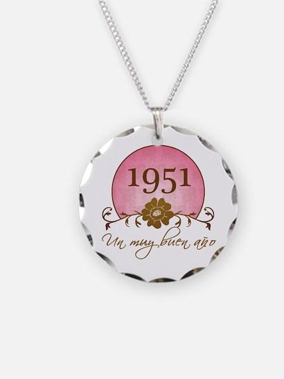 1951 Spanish Year Necklace