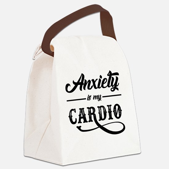 Cool Lifestyle Canvas Lunch Bag