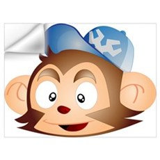 Grease Monkey Wall Decal