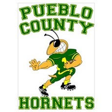 County Hornet Poster