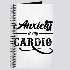 Anxiety Is My Cardio Journal