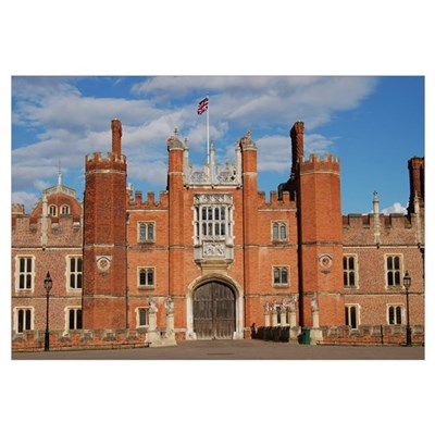 Hampton Court Palace Canvas Art