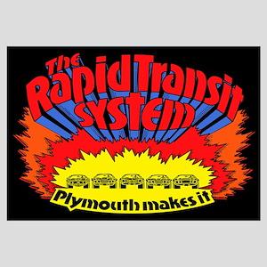 Rapid Transit System - Plymouth