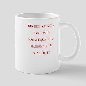 Provinces Mug