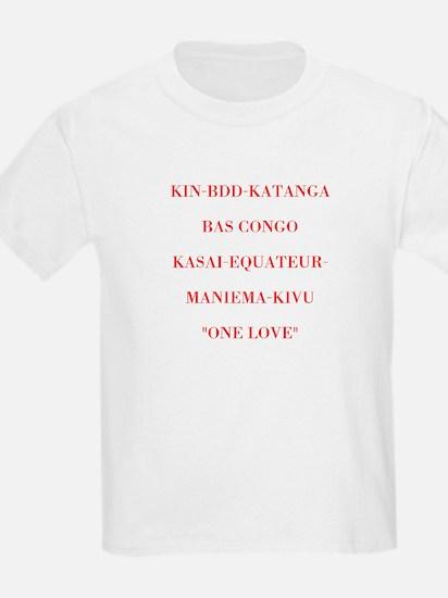 Provinces T-Shirt
