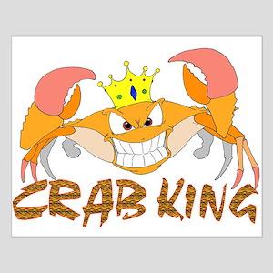 CRAB KING Small Poster