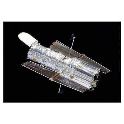 Hubble Space Telescope Space Print Canvas Art