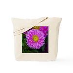 Pink Matsumoto Flower Tote Bag