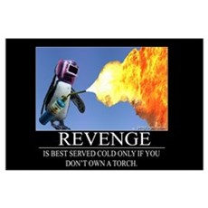 Revenge Canvas Art