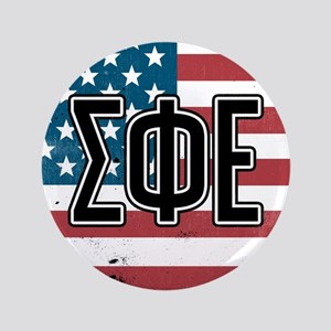 Sigma Phi Epsilon Flag Button