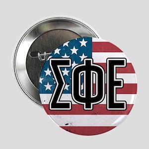 "Sigma Phi Epsilon Flag 2.25"" Button"