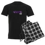 Cranio Awareness Men's Dark Pajamas