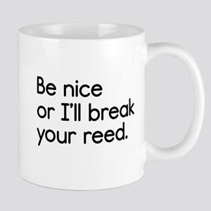 Break Your Reed Mug