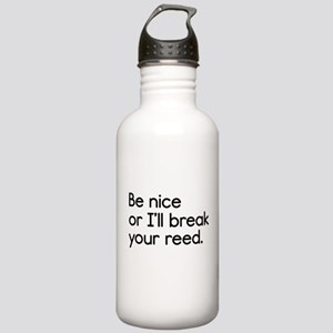 Break Your Reed Stainless Water Bottle 1.0L