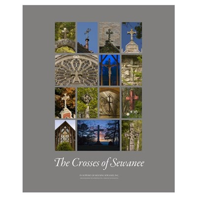 crosses of sewanee 16x20 poster