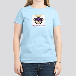Naughty Little Monkee - T-Shirt
