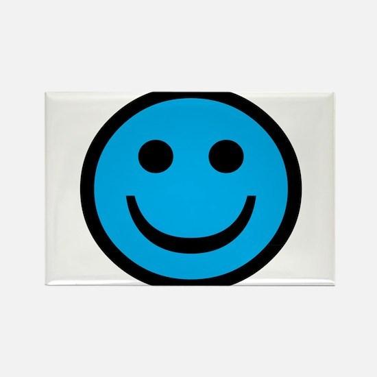 Cool Smileys Rectangle Magnet