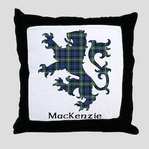 Lion-MacKenzie Throw Pillow