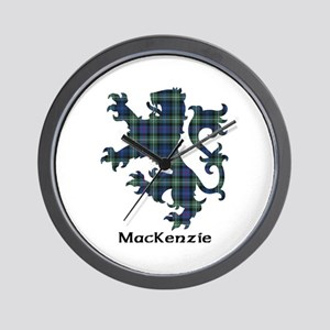 Lion-MacKenzie Wall Clock