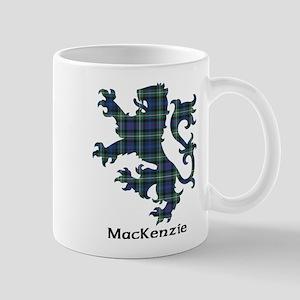 Lion-MacKenzie 11 oz Ceramic Mug