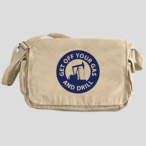 Drill Now Messenger Bag