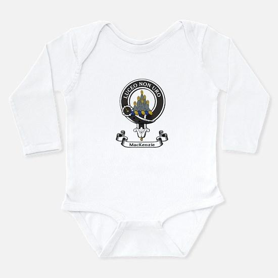 Badge - MacKenzie Long Sleeve Infant Bodysuit