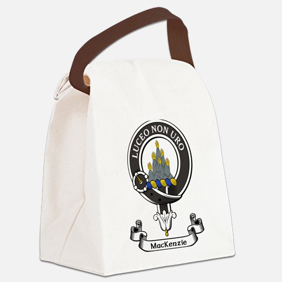 Badge - MacKenzie Canvas Lunch Bag