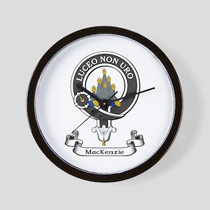 Badge - MacKenzie Wall Clock