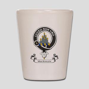 Badge - MacKenzie Shot Glass