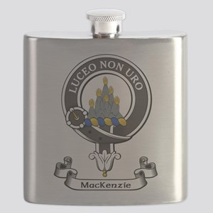 Badge - MacKenzie Flask