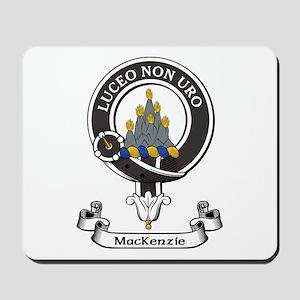 Badge - MacKenzie Mousepad