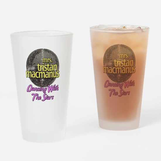 Mrs. Tristan MacManus Dancing With The Stars Drink
