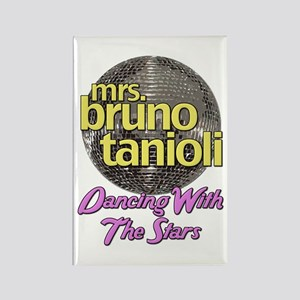 Mrs. Bruno Tanioli Dancing With The Stars Rectangl