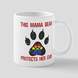 LGBT Pride For Moms Mugs