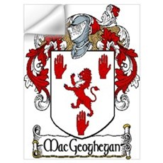 MacGeoghegan Arms Wall Decal